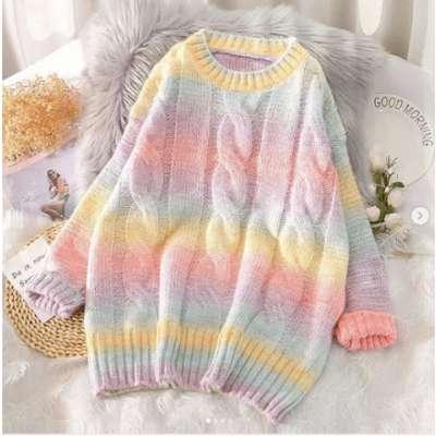 Esco Pastel Hue Sweater
