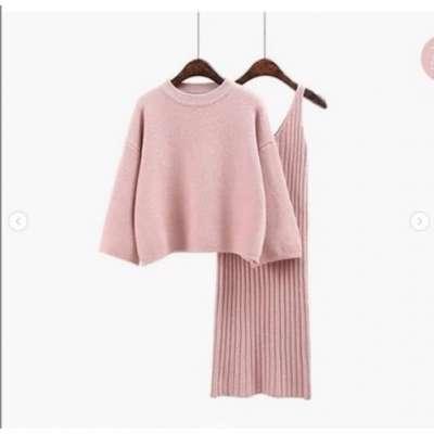 Lomil Soft Wool Coord set