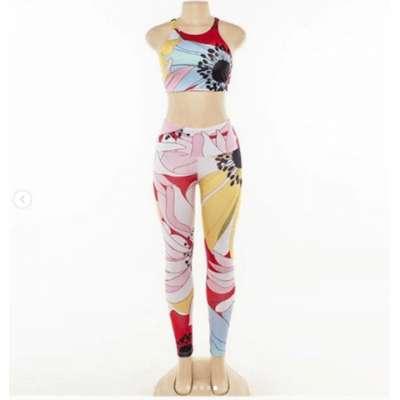 Zula Gym/Yoga/Active Wear Co-ord