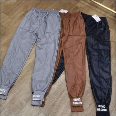 Ohama Leather Pants