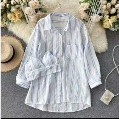 Homel Bralette and Shirt Set