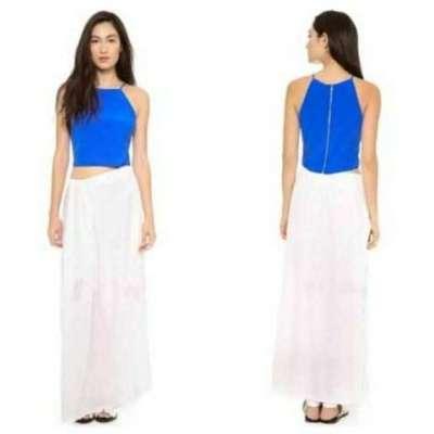 casual boho plus size summer dress