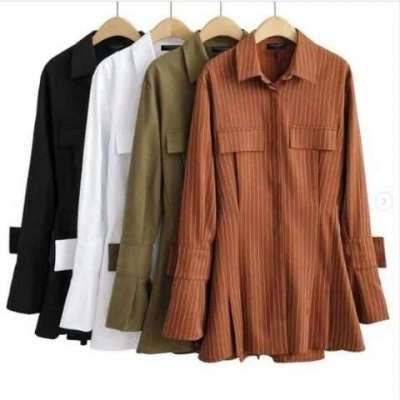 Donty Shirt Dress