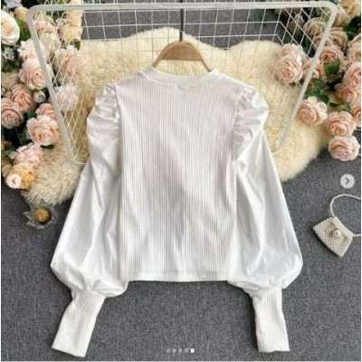 Billy Bow Blouse