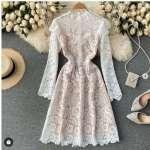 Treya Crocia Dress