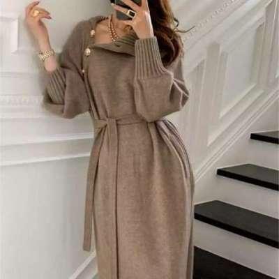Tooty Woolen dress