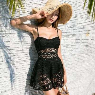Jayla Swimsuit with skirt cover