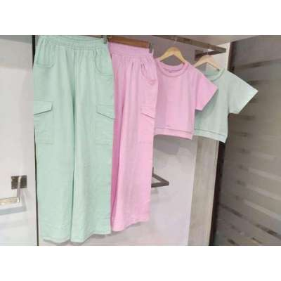 Pabby casual track travel lounge wear suit