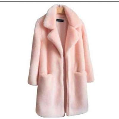 Lissie Fur Coat