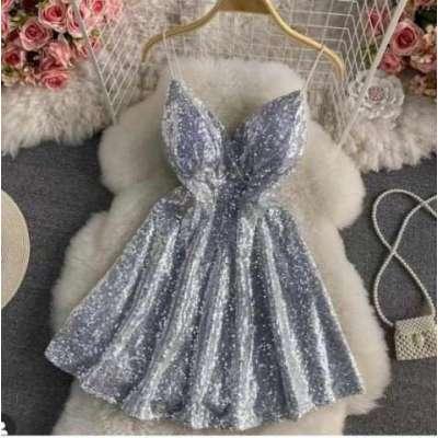 Imati Sequin dress