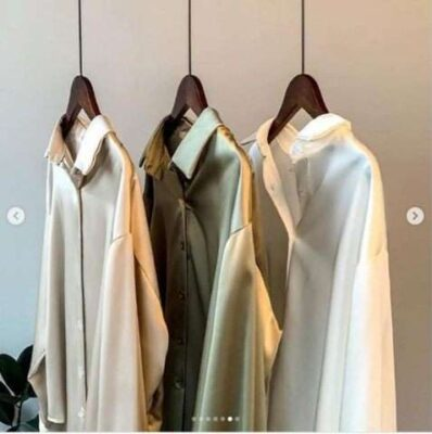 Lark Silk Shirt