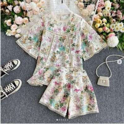 Xeny Cotton Coord Set
