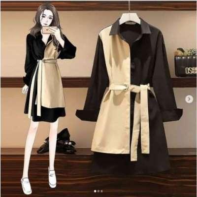 Siara Shirt Dress
