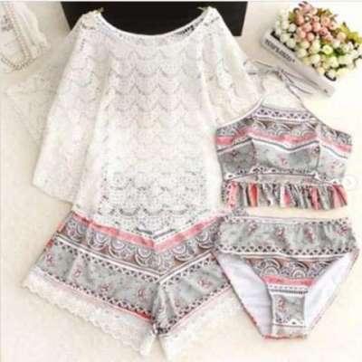 Mahe Boho Beachwear Set